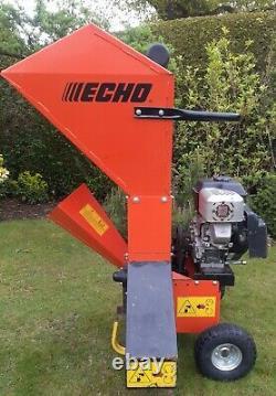 Echo SC 3206 CHIPPER, 206CC BRIGGS AND STRATTON ENGINE. GREAT CONDITION