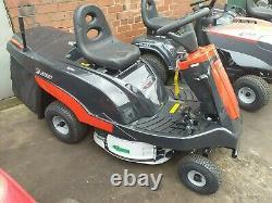 Efco Zephyr 72h/13h ride on lawn mower garden collector briggs & stratton 13hp