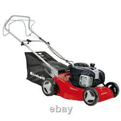 Einhell 125cc 46cm Briggs & Stratton Self Propelled Petrol Lawn Mower GC-PM 4