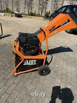 Eliet Maestro Chipper / Shredder, Briggs & Stratton Petrol Engine