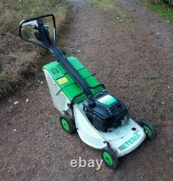 Etesia PBTS Self Propelled Mower 5.5HP Briggs and Stratton Engine 18 Cut