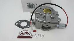 Genuine 845015 Briggs & Stratton Carburetor 16 HP