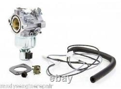 Genuine Briggs and Stratton 791889 pump fed Carburetor Replace # 698782 693194