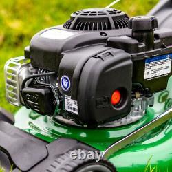 Hawksmoor 125cc 46cm Briggs & Stratton Self Propelled Petrol Lawnmower