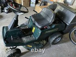 Hayter Heritage 10/30 Ride On Lawn Mower briggs and stratton Engine