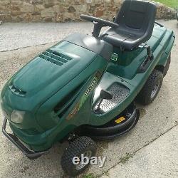 Hayter Heritage RS 14/82 Ride On Mower. With grass box. Briggs & Stratton