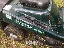 Hayter Heritage Ride on Lawn Mower, Briggs And Stratton Engine, Garden Tractor