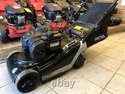 Hayter Spirit 41(16) 617J (2016) Push petrol roller lawnmower Briggs & Stratton