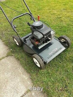 Hayterette lawnmower briggs and Stratton engine good condition