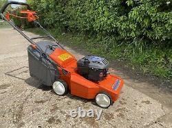 Husqvarna Royal 43s Self Propelled petrol lawnmower Briggs and Stratton engine