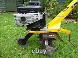 JCB JCBC35A BRIGGS & STRATTON PETROL ENGINE 35cm ROTOVATOR CULTIVATOR VGC