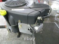 John Deere Briggs & Stratton 20hp Vtwin Good Running Engine Motor 406777
