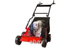 Lazer PRO S460B+ Petrol Lawn Scarifier Powered by Briggs & Stratton