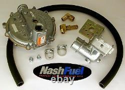 Low Pressure Propane Natural Gas Conversion Briggs & Stratton 190412 8hp Ff4000