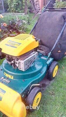 MTD Petrol Briggs Stratton, 4 In 1 Chipper Shredder Vacuum Blower