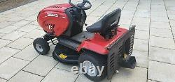 MTD Yardman lawnflite 603 Ride on sit on lawn mower briggs and stratton 12.5 hp
