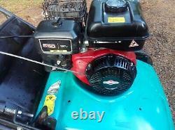 Makita EUV400 Scarifier 4HP Briggs and Stratton Engine 16