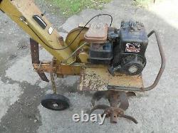 Merry Titan Tiller Norlett Bulldog Rotovator Garden Rotavator Cultivator petrol