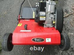 Mountfield Petrol Scarifier SC35 PR, Briggs & Stratton 3.5hp engine, 16, push
