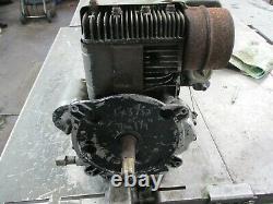 Mtd Briggs & Stratton 11hp Vtwin Good Running Engine Motor 252707