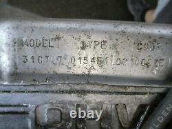 Mtd Briggs & Stratton 17hp Good Running Engine Motor 31c707