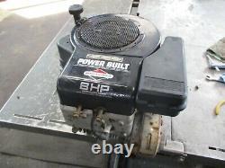 Mtd Briggs & Stratton 8hp Good Running Engine Motor 195707