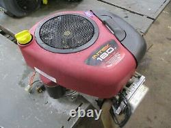 Mtd Troy-bilt Briggs & Stratton 18hp Good Running Engine Motor 31d777