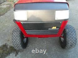 Murray 12/38 ride on lawn mower 12HP Briggs & Stratton Petrol Engine 38 deck