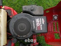 Murray 120/76cm ride on lawn mower / 12HP Briggs & Stratton Engine 30 cut deck