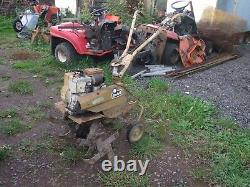 Norlet 26 inch rotovator / tiller, briggs and stratton
