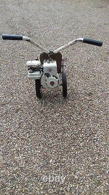 Norlett Beaver Powerspade Petrol Rotavator With Briggs & Stratton Engine