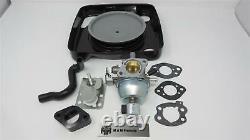 OEM 846109 Briggs & Stratton Carburetor Old # 809017, 808370, 808253, 807905