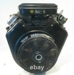 OEM Briggs Stratton 18 HP Engine 350447-1195-A1 Horizontal Shaft vanguard VTwin