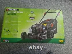 Parkside 55L Petrol Lawn Mower PBM 450 C2 Briggs & Stratton with accessories