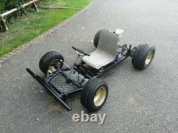 Petrol Go Kart Briggs and Stratton 5.5HP. Mostly finished project