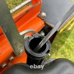 Petrol Wood Chipper/Shredder. Briggs & Stratton 6.5HP Apache/Agrinova BIO 555A