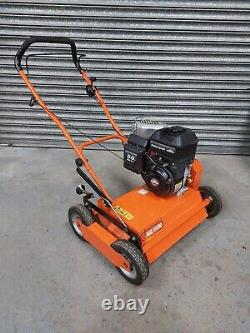 Petrol lawn scarifier 5.5 hp