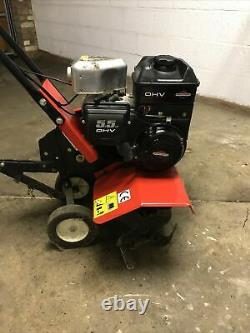 RALLY Chain Drive petrol garden rotavator 5.5HP with Briggs and Stratton engine
