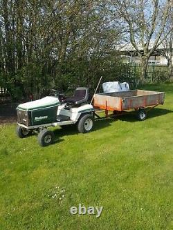 Racing tractor Bolens ST140 13hp Briggs Stratton ride on mower