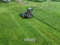 Ransomes Bobcat Mower 13.5hp Briggs and Stratton Self Propelled