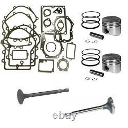 Rebuild Kit for Some Fits Briggs and Stratton Opposed Twin Cylinder Engine 16hp