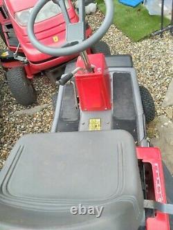 Ride On Sit Down Lawn Mower MURREY SENTINEL 10 BHP BRIGGS AND STRATTON ENGINE