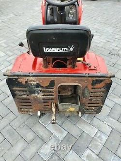 Ride on lawn mower Lawnflite 603 MTD Mountfield Briggs & Stratton 30 inch 12.5