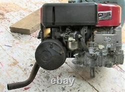 Ride on mower 11.5hp Briggs & Stratton Engine Petrol