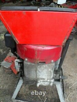 Ride on mower Vertical 12.5HP I/C Quiet Briggs & Stratton Petrol Engine Countax