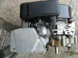 Ride on mower Vertical 12HP Power Built Briggs & Stratton Petrol Engine MTD