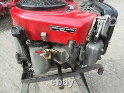 Ride on mower Vertical 14HP V-Twin Briggs Stratton Petrol Engine Castel Garden