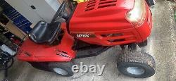 Ride on sit on lawn mower MTD 12.5 OHV Briggs And Stratton Engine