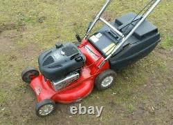 Rover EM46 Self Propelled Mower 5.5HP Briggs and Stratton Engine 18 Cut