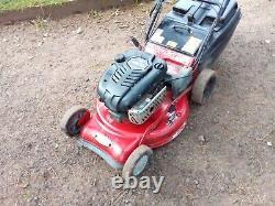 Rover Pro Cut 560 Self Propelled Mower 22 Cut 5.5HP Briggs and Stratton Engine